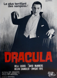 Dracula French Poster