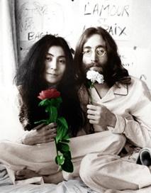 Imagine Peace with John & Yoko