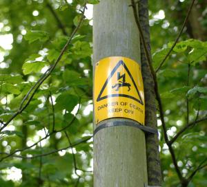 """""""Danger Of Death"""" Bristol, UK, July 2009"""