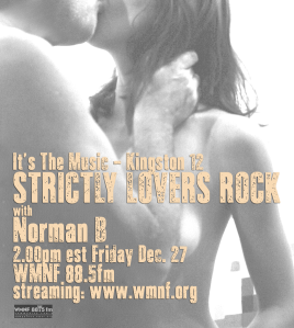Lovers Rock Promo 12.27.13