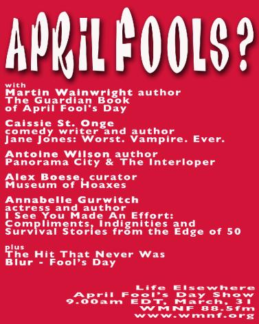 April Fools Promo