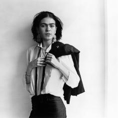 Fake Frida as Patti
