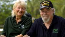 Cathy & Bob Jordan