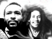 Marvin Gaye / Bob Marley – Let's Get It On (Waiting In Vain DJ Al Fingers Remix)
