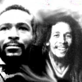 Marvin Gaye / Bob Marley – Let's Get It On (Waiting In Vain DJ Al Fingers Remix)