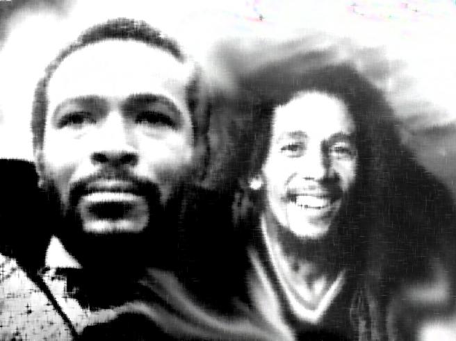 Marvin & Bob