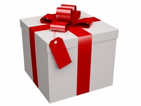 gift-white-red-ribbon