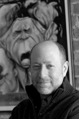 Steve Brodner by Nik Kowsar