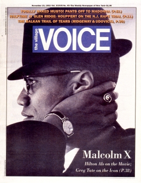 03 - Malcolm X Voice small