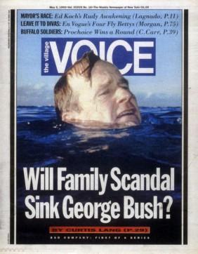05 -Bush Family Scandal Village Voice