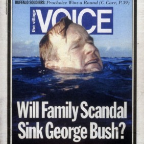 05 -Bush Family Scandal Village Voice