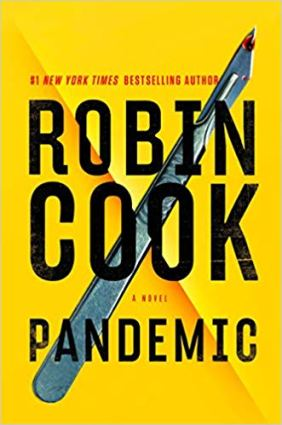 Robin Cook cover