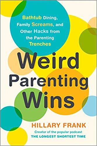 Weird Parenting Cover