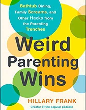 Weird Parenting Cover