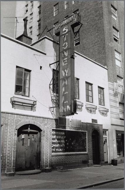 Stonewall Inn circa 1969
